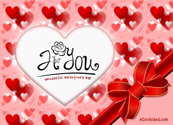 Wonderful Valentine's Day