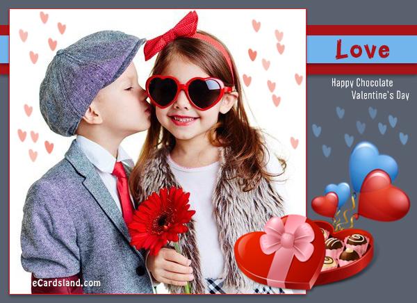 Happy Chocolate Valentine's Day