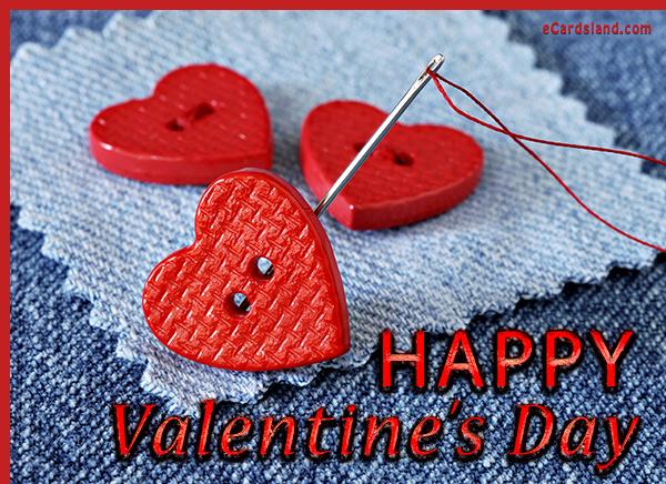 Happy Valentie's Day eCard