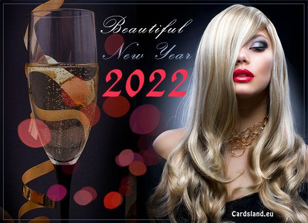 Beautiful New Year 2020