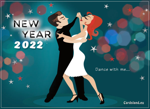 Dance With Me in the New Year