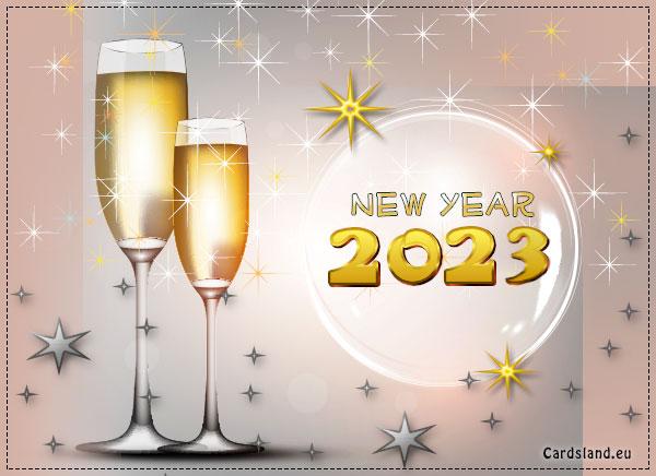 New Year 2020 eCard