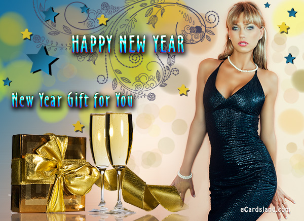 New Year gift for You