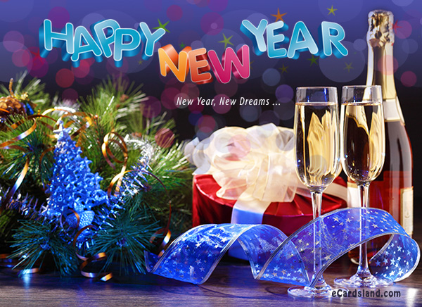 New Year New Dreams