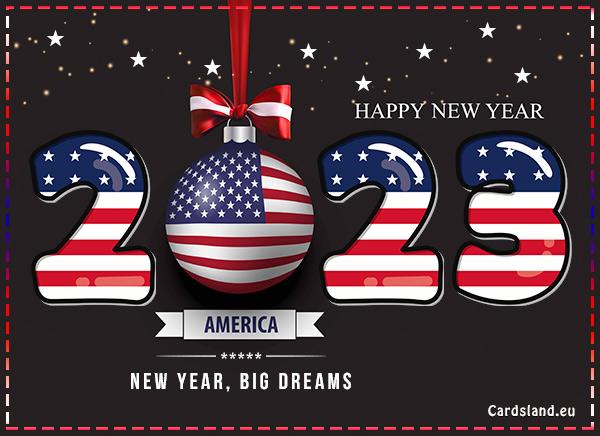 New Year Big Dreams