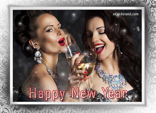 Joyous New Year Greetings