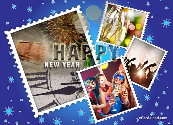 New Year Greetings For You