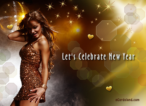 Let's Celebrate New Year