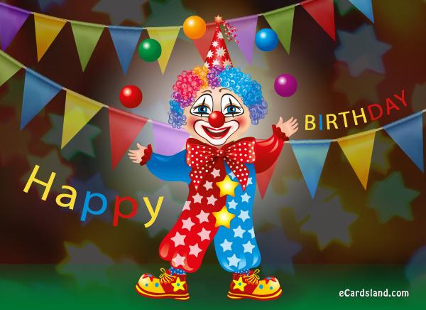 Cheerful Birthday