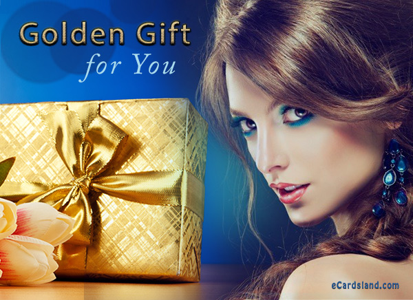 Golden Gift for You