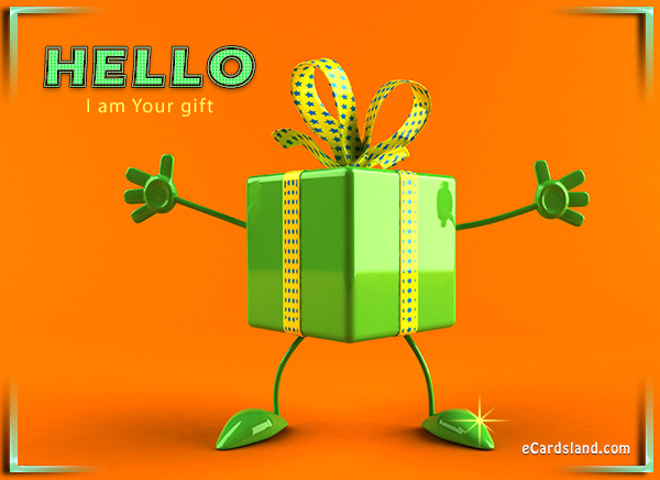 I am Your Gift