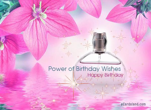 Power of Birthday Wishes