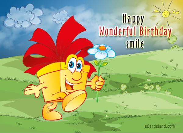 Wonderful Birthday