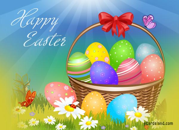 Easter Basket for You