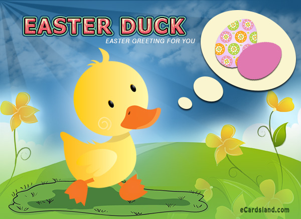 Easter Greeting for You