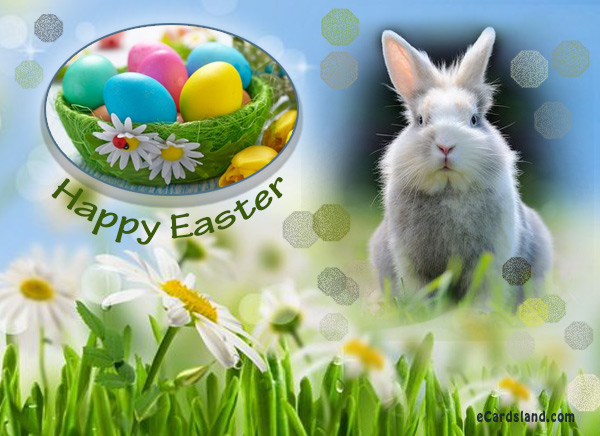 Happy Easter eCard