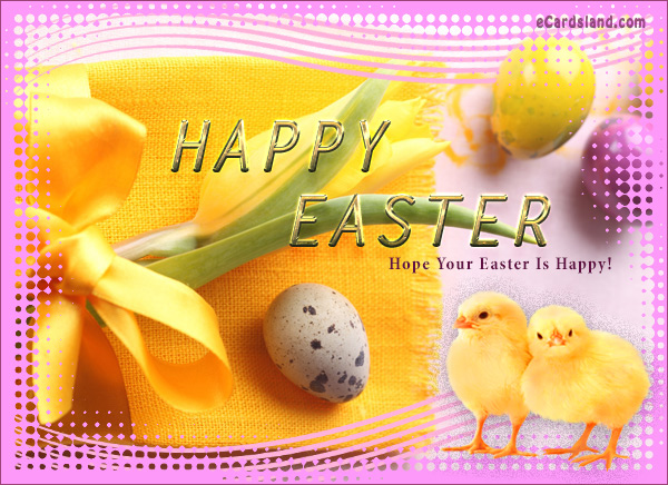 Hope Your Easter Is Happy