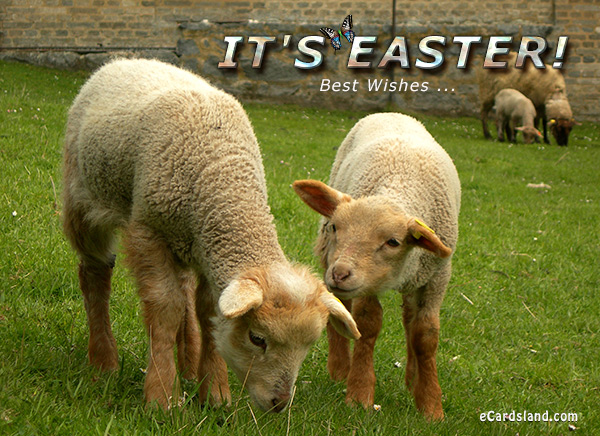 It's Easter