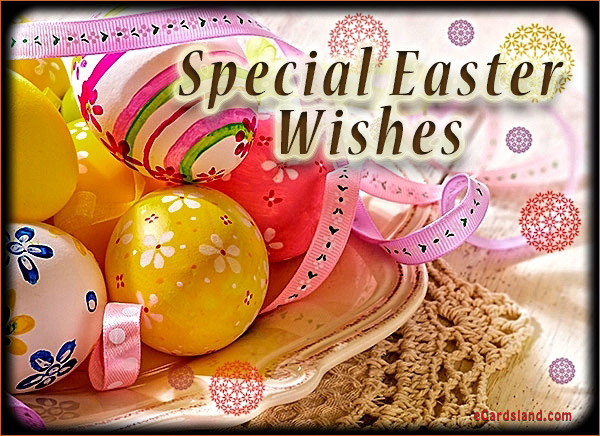 Special Easter Wishes