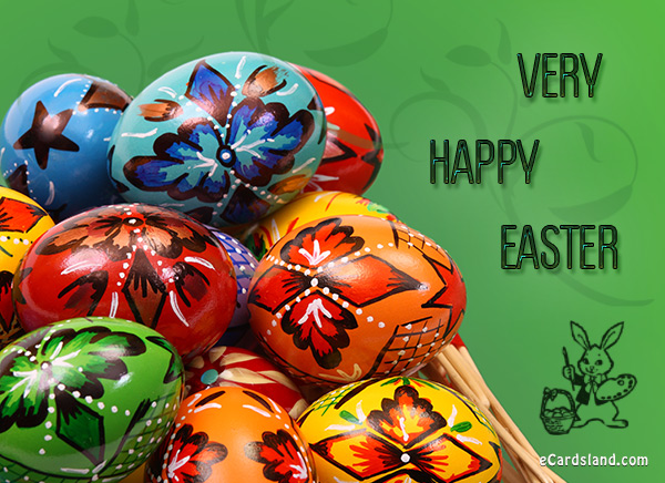 Very Happy Easter