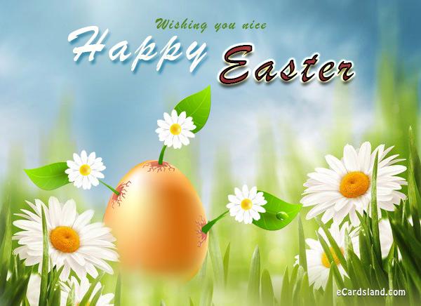 Wishing You Nice Easter