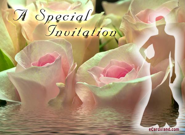 A Special Invitation