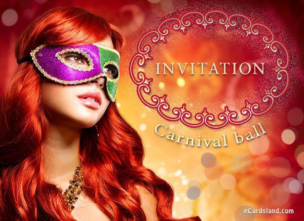 Carnival Ball