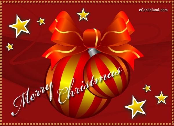 e-Christmas Card