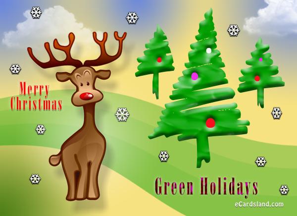 Green Holidays