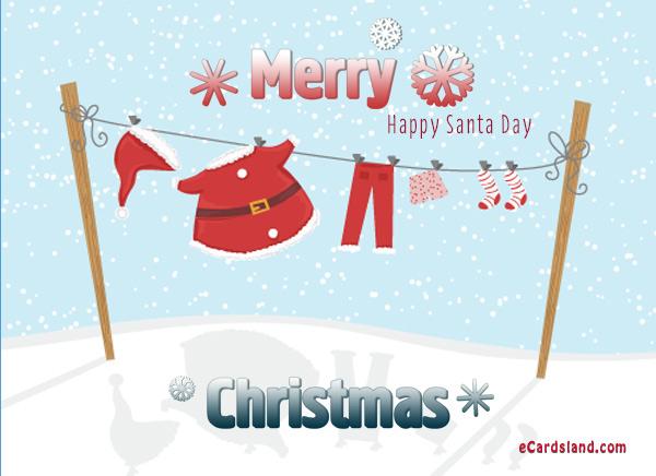 Happy Santa Day