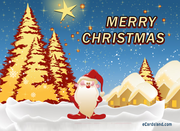 Santa Claus Wishes