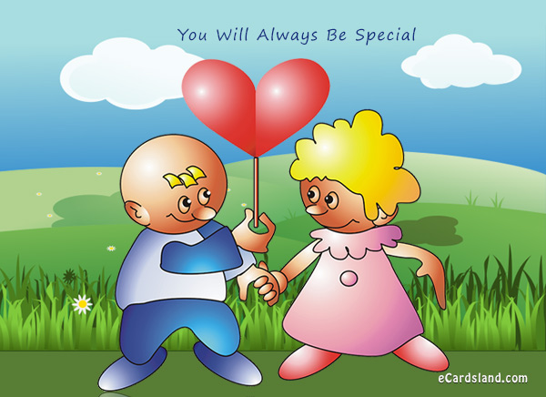 You Will Always Be Special