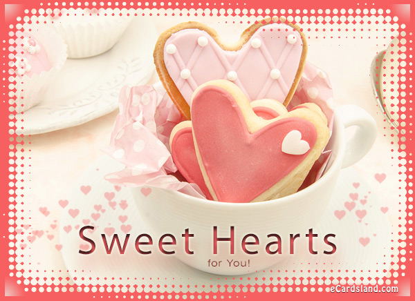 Sweet Hearts for You