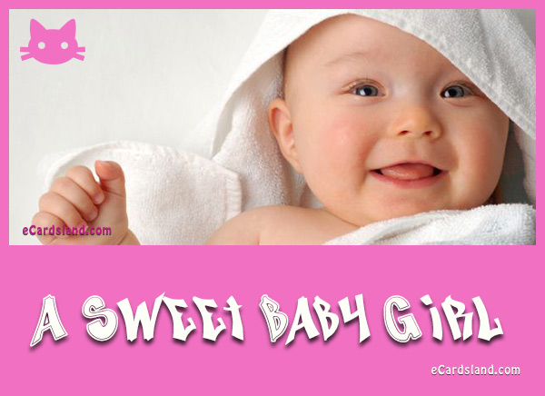 A Sweet Baby Girl