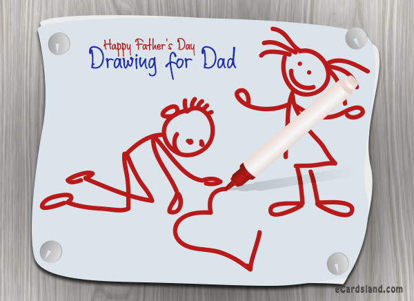 Drawing for Dad
