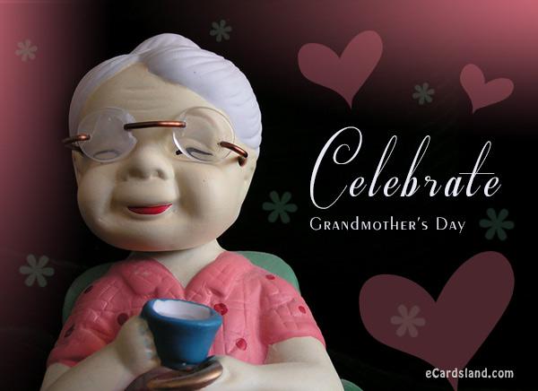 Celebrate Grandmother's Day