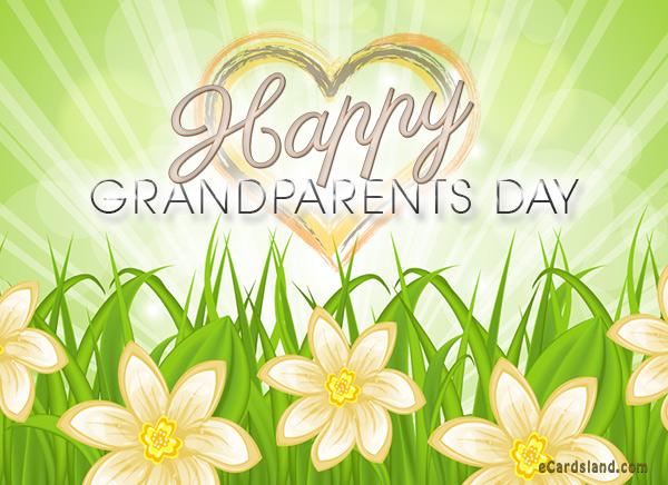 Happy Grandparents Day e-Card