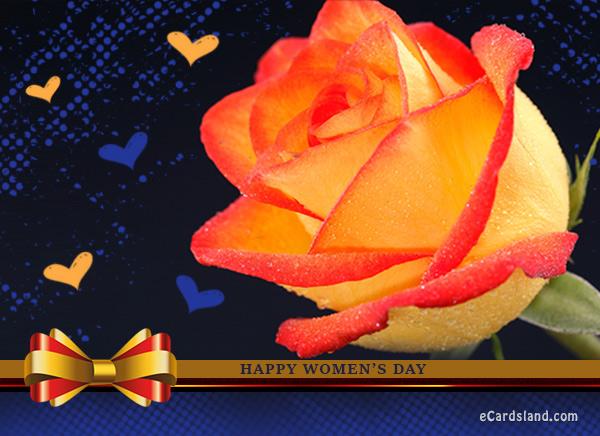 Beautiful Rose eCard
