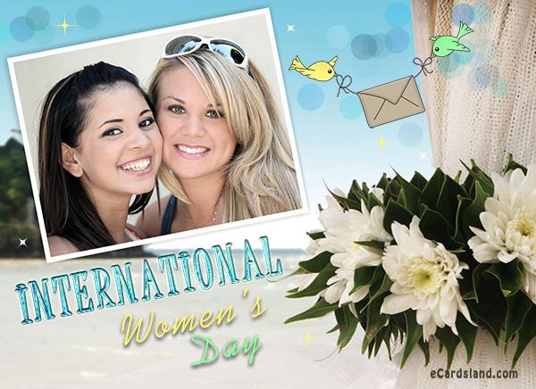 International Women's Day e-Card