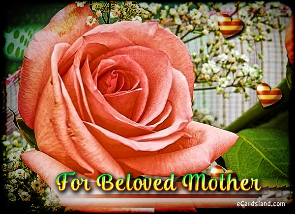 For Beloved Mother