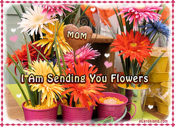 I am Sending You Flowers