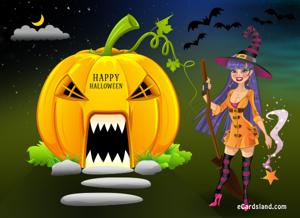 A Happy Halloween Wish