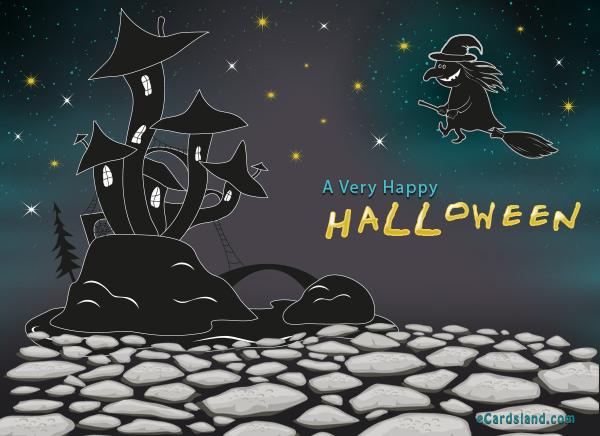 A Very Happy Halloween