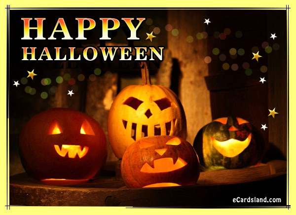 Halloween eCard for All