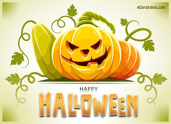 Halloween Pumpkin for You