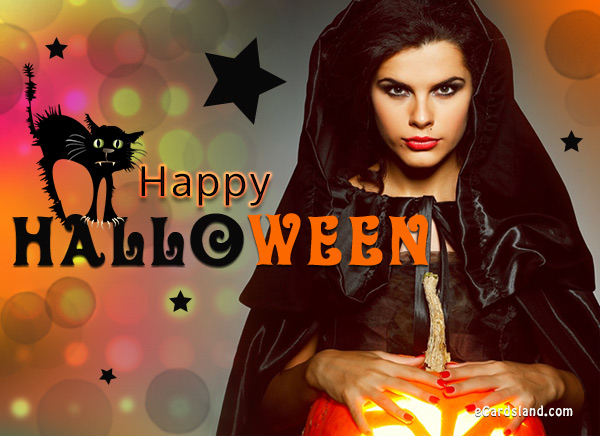 We Wish You a Happy Halloween