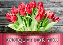 Free eCards, Flowers ecards free - Bouquet for You,