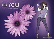 eCards - Flowers eCard,