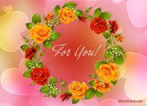 eCards Flowers Roses eCard, Roses eCard