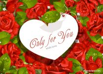 Free eCards, Flowers cards messages - Roses eCard,
